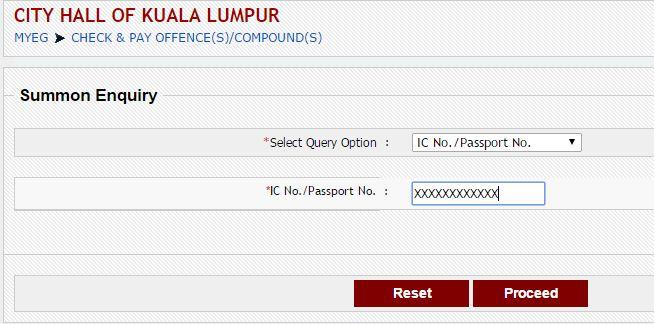 How To Pay Dbkl Parking Saman Adino S Blog