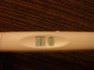 Pregnancy Test Result 091019