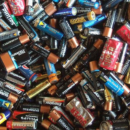 Batteries - By John Seb
