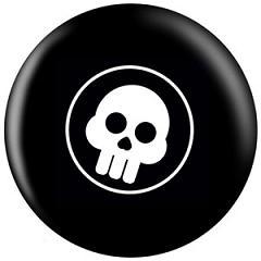 OTB Punisher Comic Skull Bowling Ball