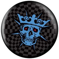 OTB Skull King Bowling Ball