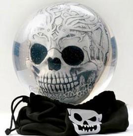 Cranium Tribe Skull Bowling Ball