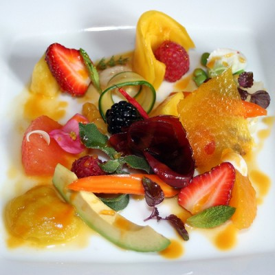 Fruit and Vegetable Salad by Jenny Downing