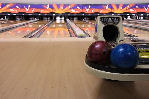 bowling alley by Magic Madzik