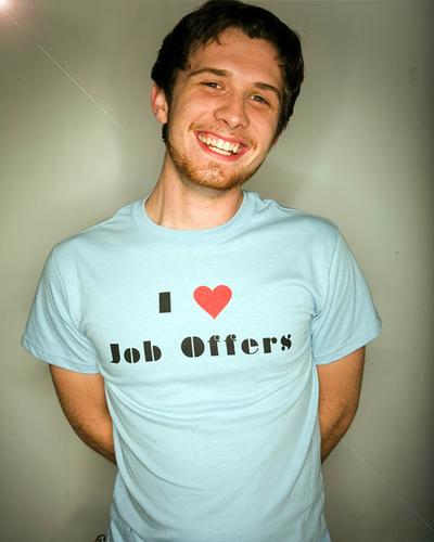 I Love Job Offers by SOCIALisBETTER