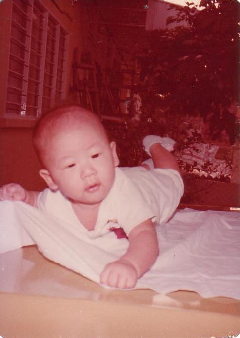 Adino Chang Baby Photos