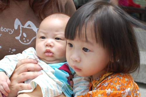 Rachel and Daryl Chang in Cameron Highlands 2010