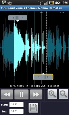 android mp3 ringtone 3