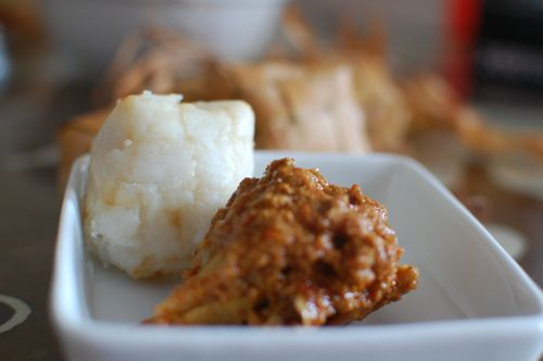 Yummy Hari Raya Chicken Rendang