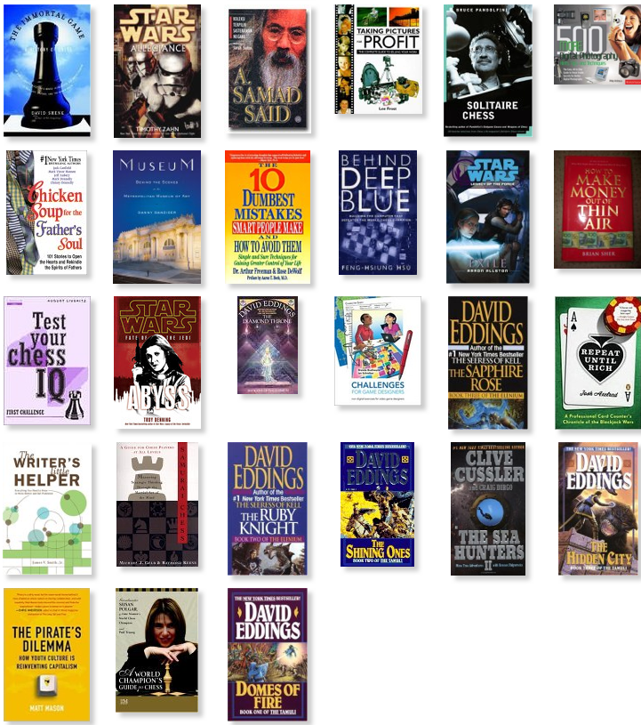 Adino Books I've Read in 2010 Part 2