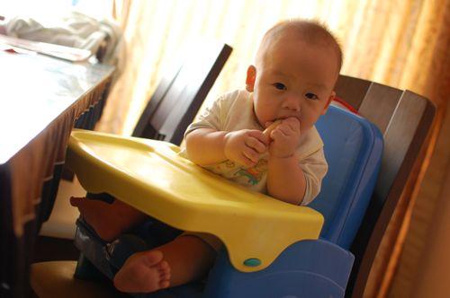 Baby Daryl Chang December 2010