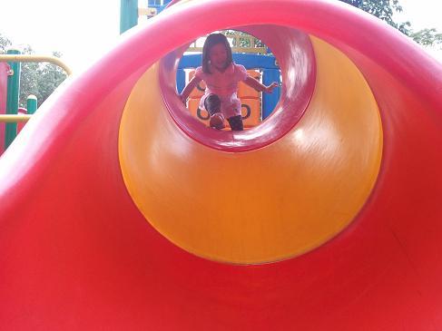 rachel at the park 3