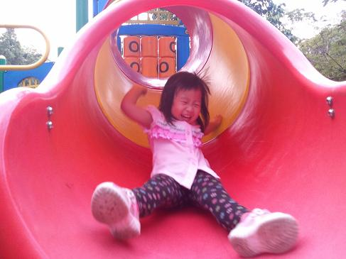 rachel at the park 4