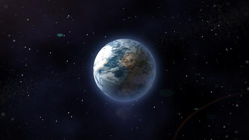 Planet Earth by Nino Satria