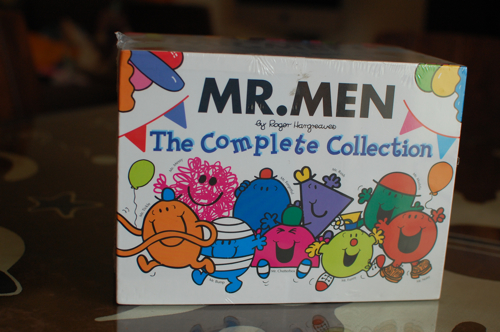 mr men the complete collection front