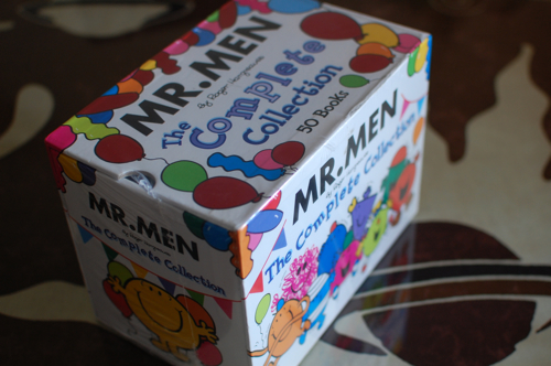 mr men the complete collection top