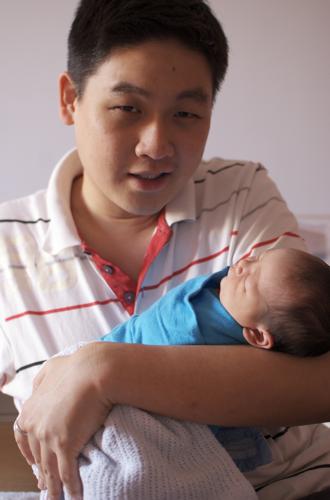caleb birth aug 2011 6
