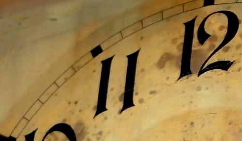 clock by Benjamin Earwicke