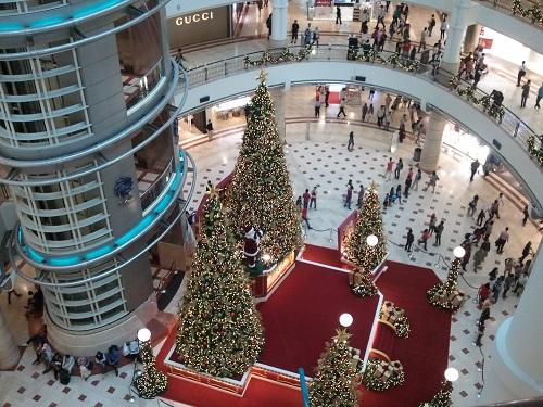 suria klcc mall chrismas 2011