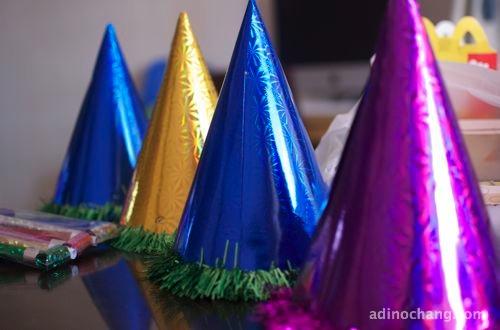 2012 may 04 party hats