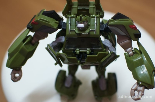 transformers prime bulkhead first edition