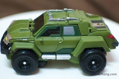 transformers prime bulkhead first edition vehicle mode